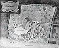 Plan de quartier Saint-Jean au 16e siècle (Restitution de M.R. Lenail.).jpg
