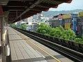 Platform 1, MRT Shipai Station 20080802.jpg