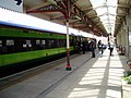 Platform at Wrexham General - geograph.org.uk - 151688.jpg