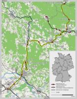 Plattling–Bayerisch Eisenstein.png
