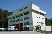 Po Lam Ambulance Depot (blue sky).jpg