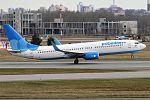 Pobeda, VQ-BTG, Boeing 737-8FZ (34540068496).jpg