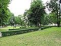Podlaskie - Sokółka - Sokółka - Plac Kościuszki - Park - v-SSE.JPG