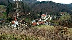 Pogled na trg Lemberg z grajskega griča 2014.JPG