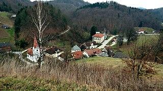 Lemberg pri Šmarju Place in Styria, Slovenia