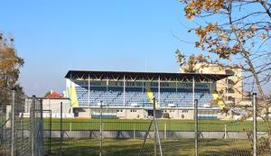 Pomlé Stadium - Image: Pomle stadium