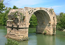 Pont Ambroix, Gard department, France. Pic 01.jpg
