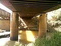 Ponte ferroviária sobre o Ribeirão Piraí no limite dos municípios de Salto e Indaiatuba - Variante Boa Vista-Guaianã km 212 - panoramio - zardeto (1).jpg