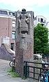 Poortersvrouw Hildo Krop Weesperpoort Amsterdam.JPG