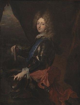 1693 in art - Image: Portræt af kong Frederik IV som prins