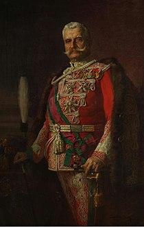 Portrait of Fejérváry by Sándor Endrey.jpg