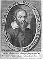 Portrait of Jean Riolan the younger by Lasne, 1626 Wellcome L0002158.jpg