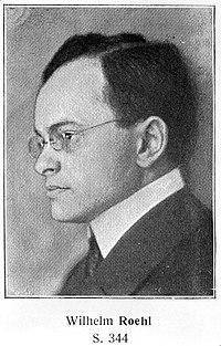 Portrait of W. Roehl Wellcome L0011993.jpg