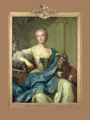 Portrait présumé de la comtesse de Fontenelle et d'un enfant africain.png