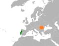 Portugal Romania Locator.png