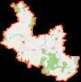 Powiat mogileński location map.png