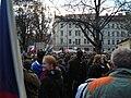 Průvod k 20. výročí Sametové revoluce v Praze.JPG