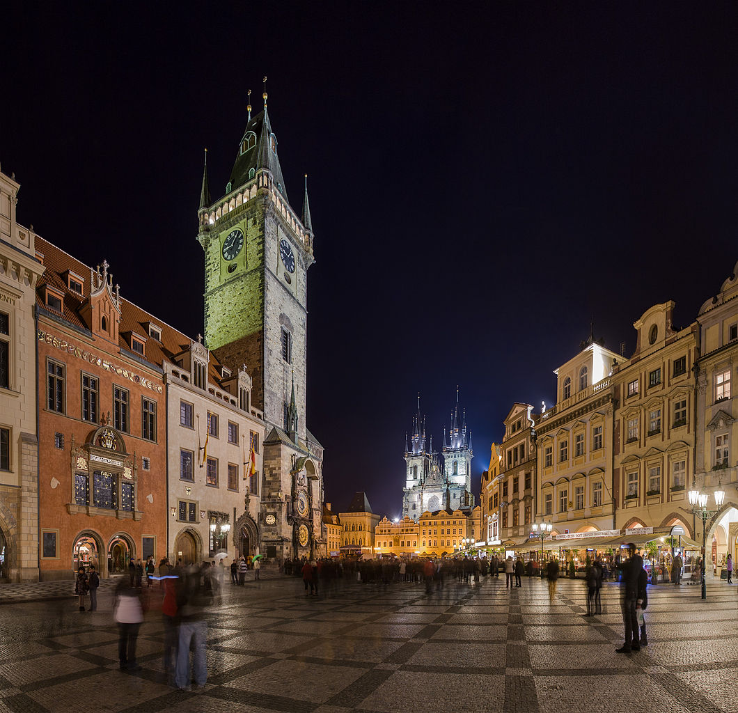 File prague old town square czech republic oct for Prague square