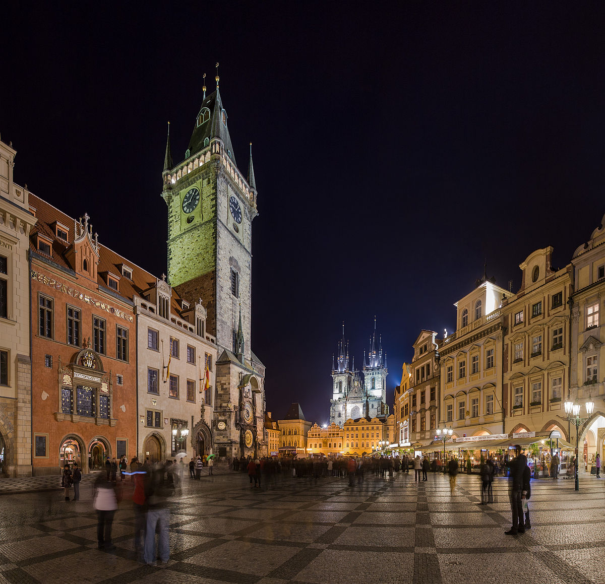 Old Town (Prague) - Wikipedia