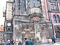Prague Orloj tower 2.JPG