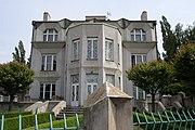 Cubist villa in Prague, Czech Republic