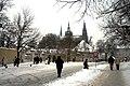 Praha Hrad sníh 2010 7.jpg