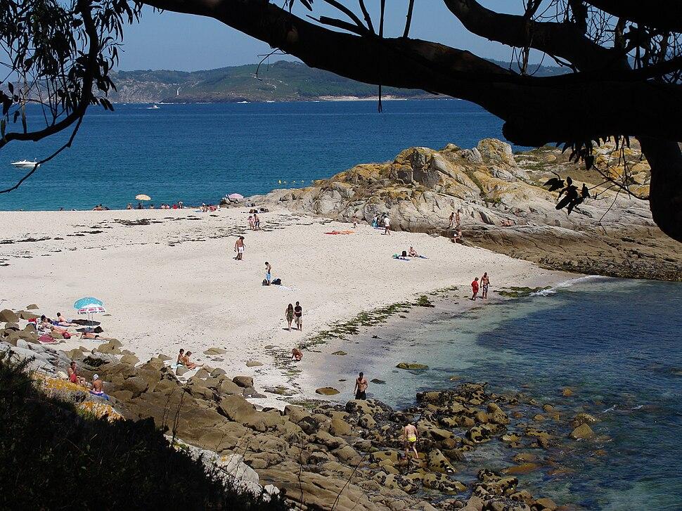 Praia dos viños.002 - Islas Cies