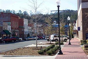 Prattville, Alabama - Image: Prattv