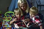 Premature twin miracles refuse to accept medical odds 161102-F-RN654-124.jpg