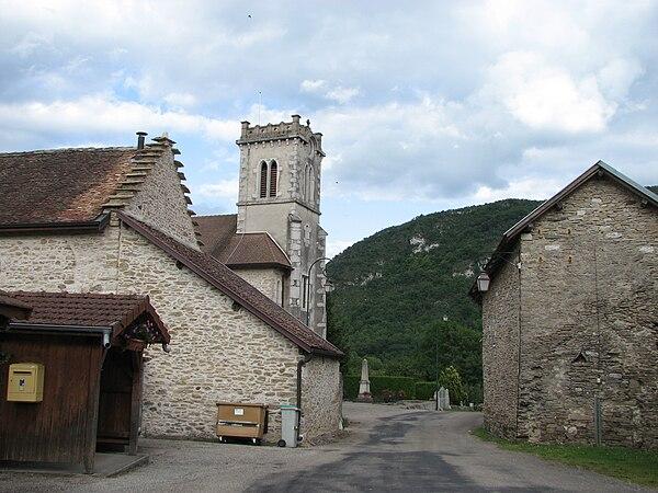 Photo de la ville Prémeyzel