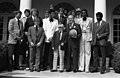 President Gerald Ford Meets with 1976 NCAA Champion Indiana University Basketball Team.jpg
