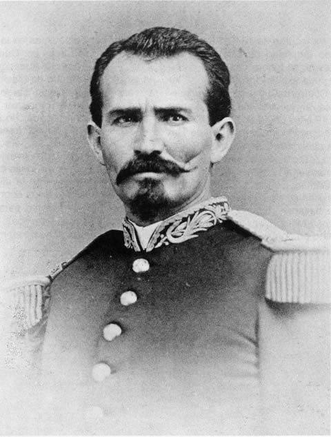 President Manuel Gonzalez