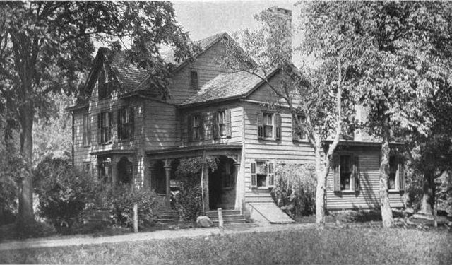 Presidents Grover Cleveland birthplace.jpg