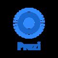 Prezi logo transparent 2012.png