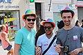 Pride Marseille, July 4, 2015, LGBT parade (19442307202).jpg