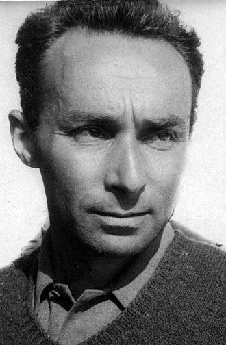 Monowitz concentration camp - Primo Levi, ca. 1950s