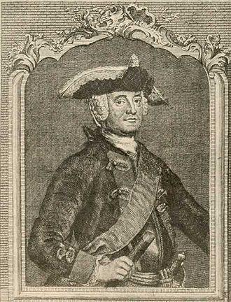 Prince Moritz of Anhalt-Dessau - Prince Moritz of Anhalt-Dessau