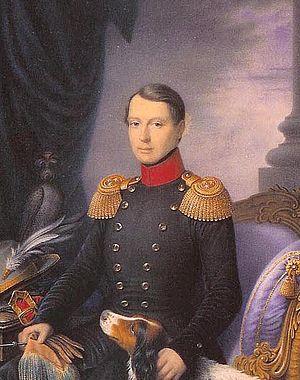Prince Alexander of the Netherlands