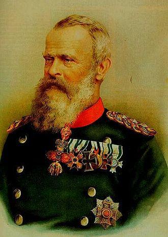 Luitpold, Prince Regent of Bavaria - Image: Prinzregent Luitpold