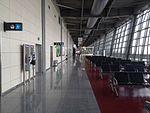 Pristina Airport Inside 2015 Gates.JPG