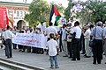 Pro-Palestinian Demonstration Following Israeli Raid on Freedom Flotilla - Fez - Morocco.jpg