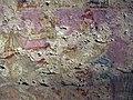 Produzione greca o magnogreca, sarcofago delle amazzoni, 350-325 a.C. ca, da tarquinia 25.JPG