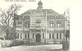 Molteno Regulations - The Public Library in Mowbray, Cape Town
