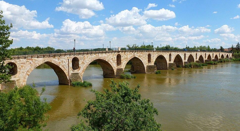 Puente de Piedra.
