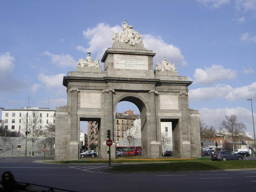 Puerta de Toledo (Madrid) 03