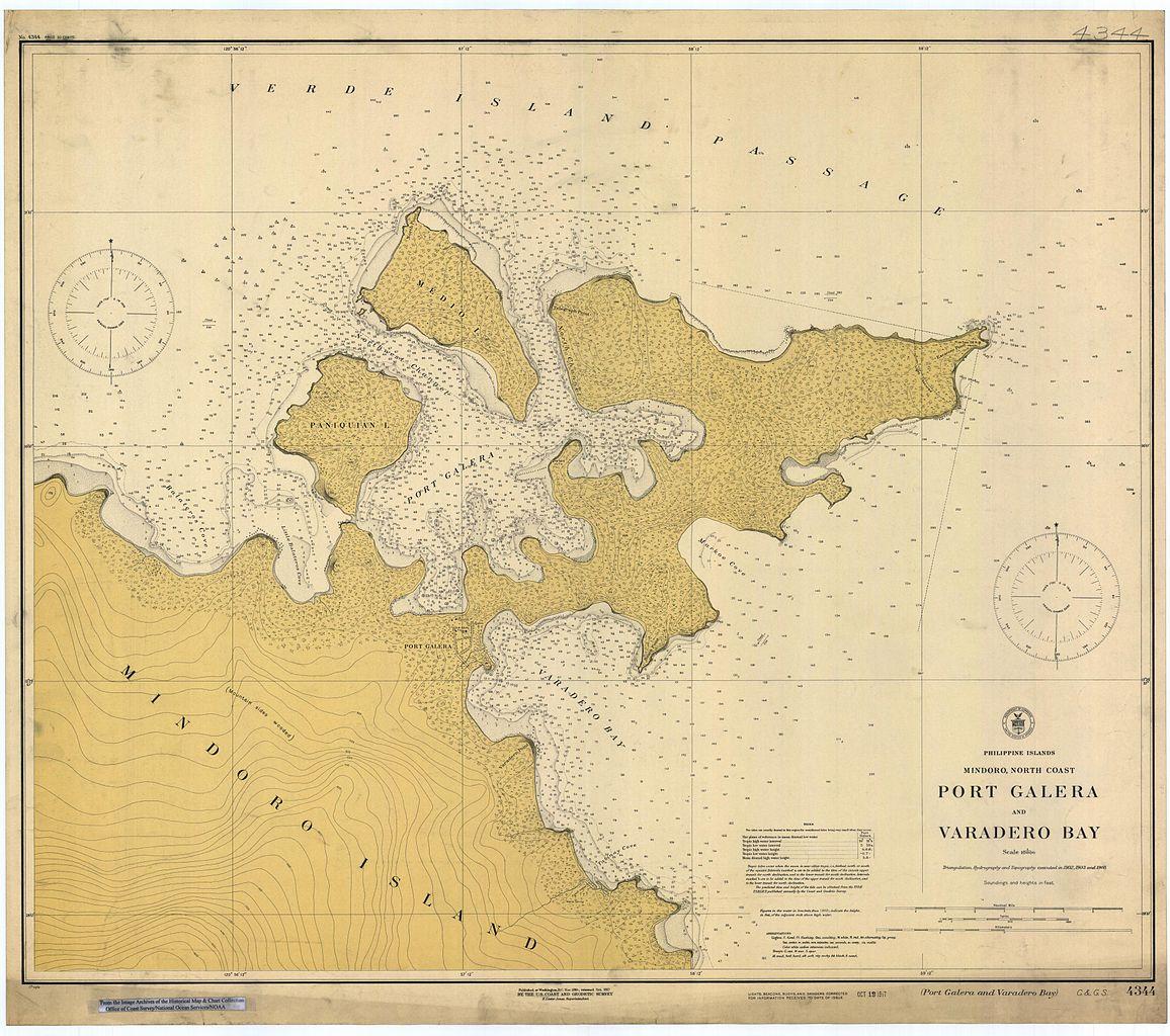 Gs Stock Chart: Puertogalera chart 4344 1917.jpeg - Wikimedia Commons,Chart
