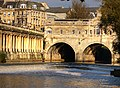 Pulteney Bridge and Weir - geograph.org.uk - 593891.jpg