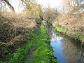 Pyl Brook in Morden - geograph.org.uk - 675271.jpg