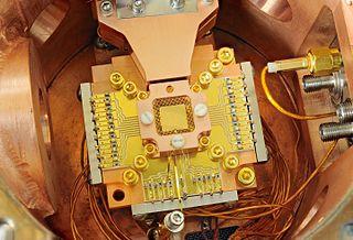 Trapped ion quantum computer Proposed quantum computer implementation