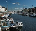 Quayside and Marina - geograph.org.uk - 566531.jpg
